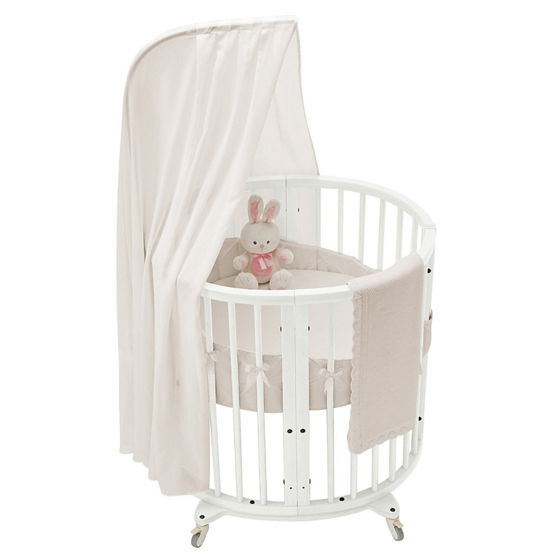 Stokke sleepi mini for Lit ovale bebe