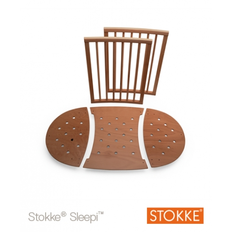 Kit d'extension de  lit Noyer Sleepi Stokke