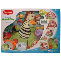 Tapis d'eveil move and play